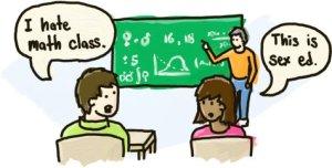 Sex Ed Math Class